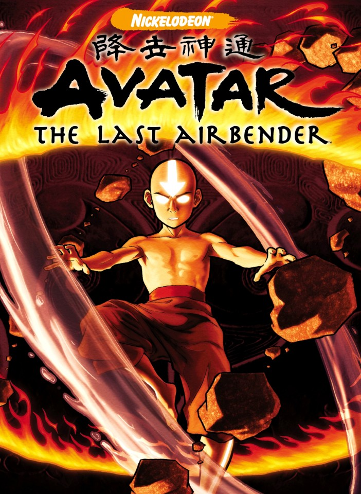 Постер Avatar: The Legend of Aang - Аватар: Легенда об Аанге