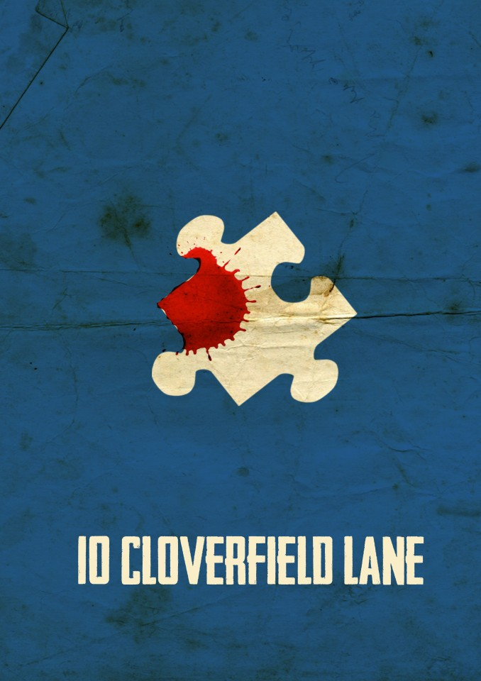 Постер 10 Cloverfield Lane - Кловерфилд 10