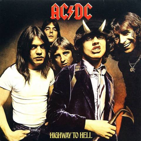 AC-DC - Highway to Hell