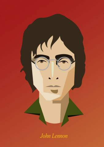 The Beatles - John Lennon