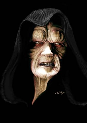 Star wars - Papathine Sith Lord