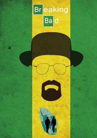 Breaking Bad - Heisenberg Sign