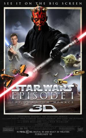 Star Wars - The Phantom Menace