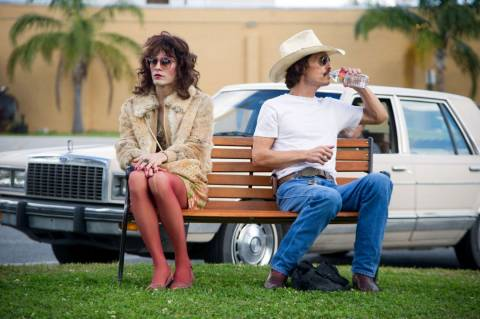 Dallas Buyers Club Moment