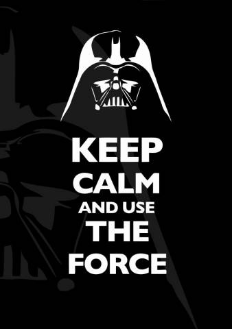Star Wars - Keep Calm