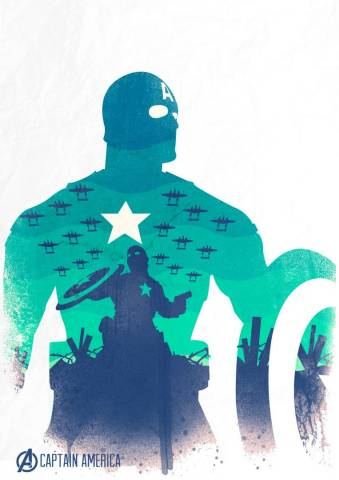 The Avengers - #Captain America