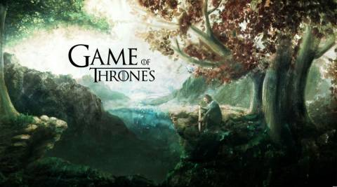 Game of Thrones - Painting