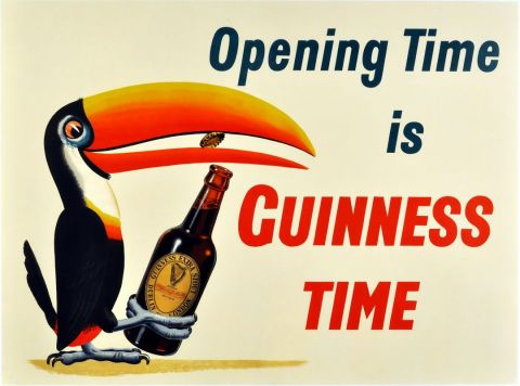 Guinness time