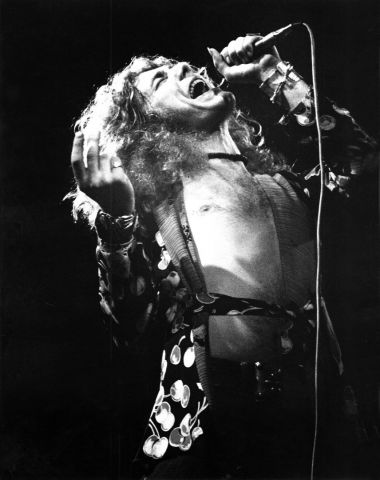Led Zeppelin - Robert plant