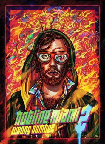 Hotline Miami 2: Wrong numbers