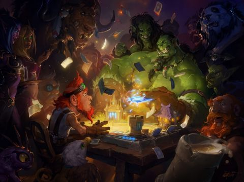 Blizzard - Hearthstone