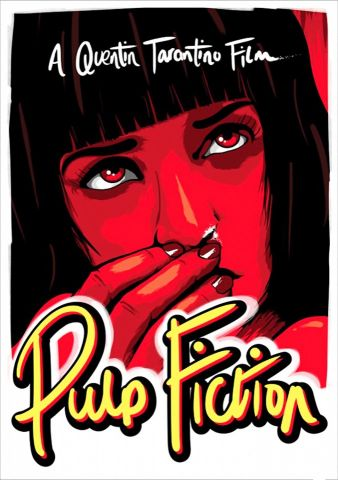 Pulp Fiction - Uma Thurman