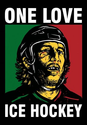 One Love - Ice Hockey