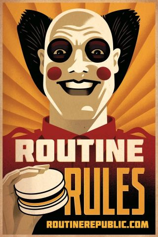 Routine rules