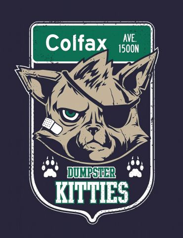 Colfax Dumpster Kitties