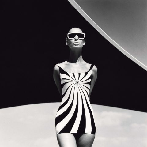 Fashion op-art