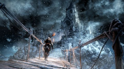 Ashes of Ariandel - Dark Souls 3