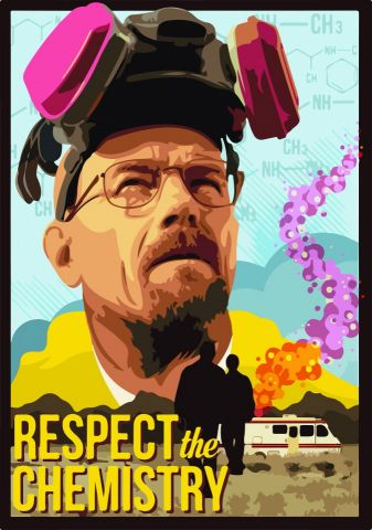 Breaking Bad - Respect the Chemistry