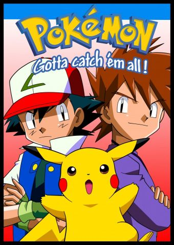 Pokemon - Gotta catch'en all