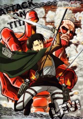Attack on Titan: Levi