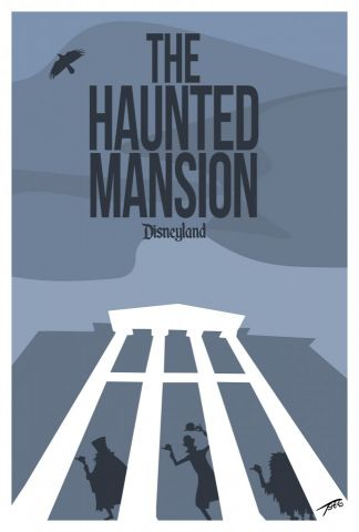Disneyland: The Haunted Mansion