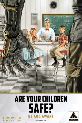 Deus Ex - Are your children safe?