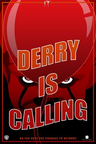 It - Derry is Calling