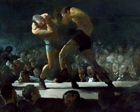 Boxing - George Bellows