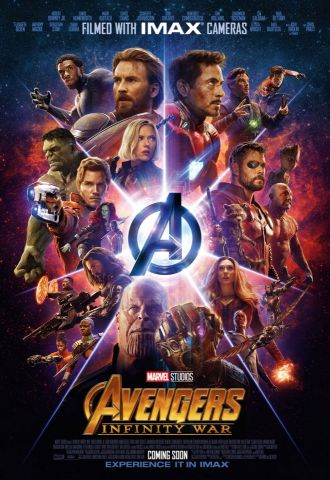 The Avengers - Infinity War