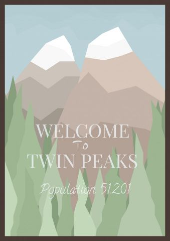 Wealcome to Twin Peaks